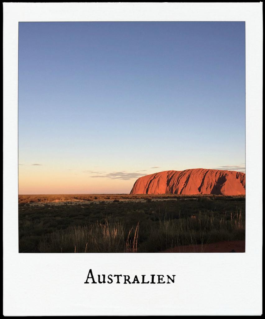 Uluru Outback Australien