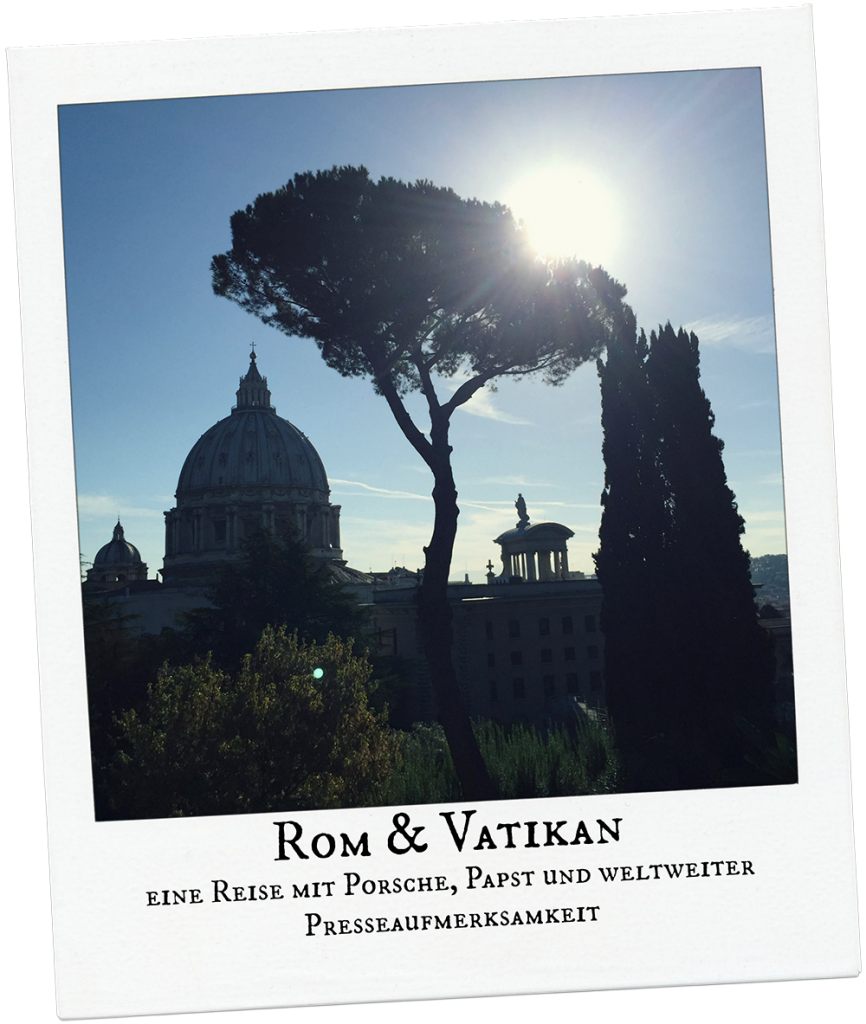 Rom und Vatikan Reise