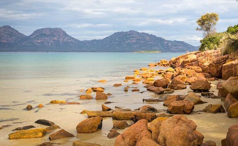 Tasmanien Coles Bay