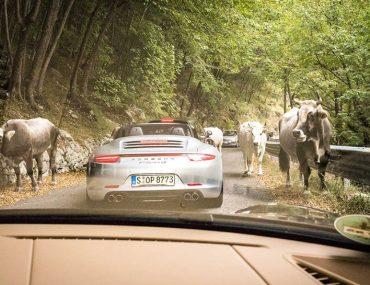 Porsche Travel Club Rom