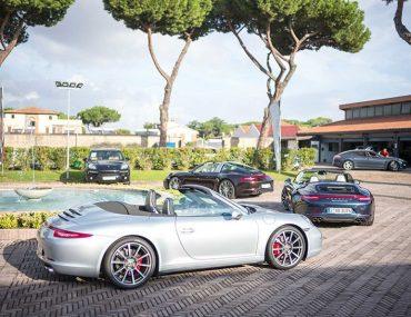 Rom mit dem Porsche Travelclub