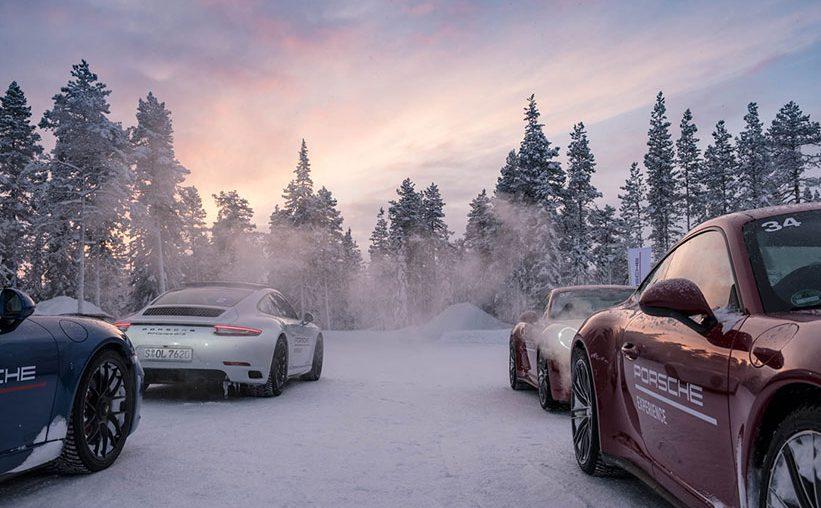 Porsche Camp 4
