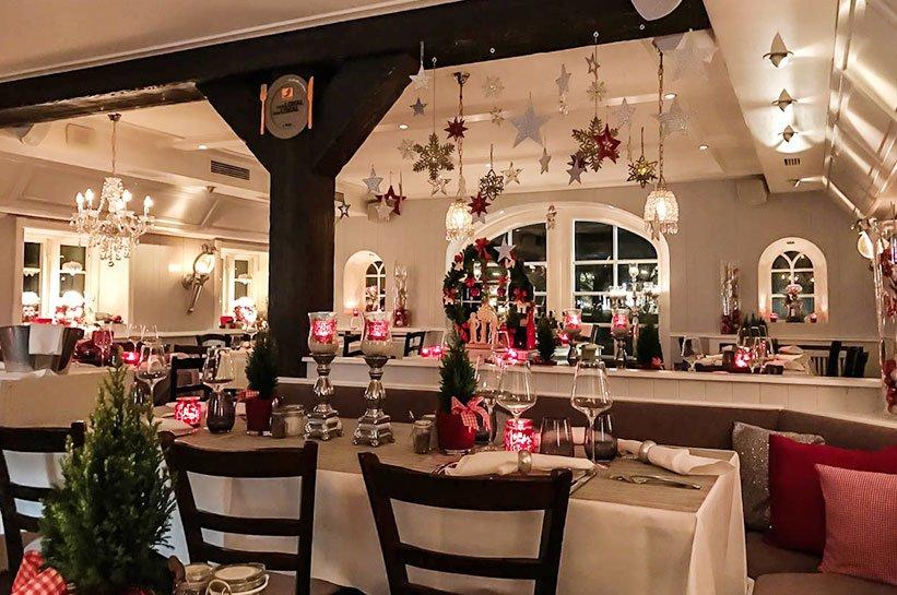 Restaurant Tipp Sylt Weihnachten