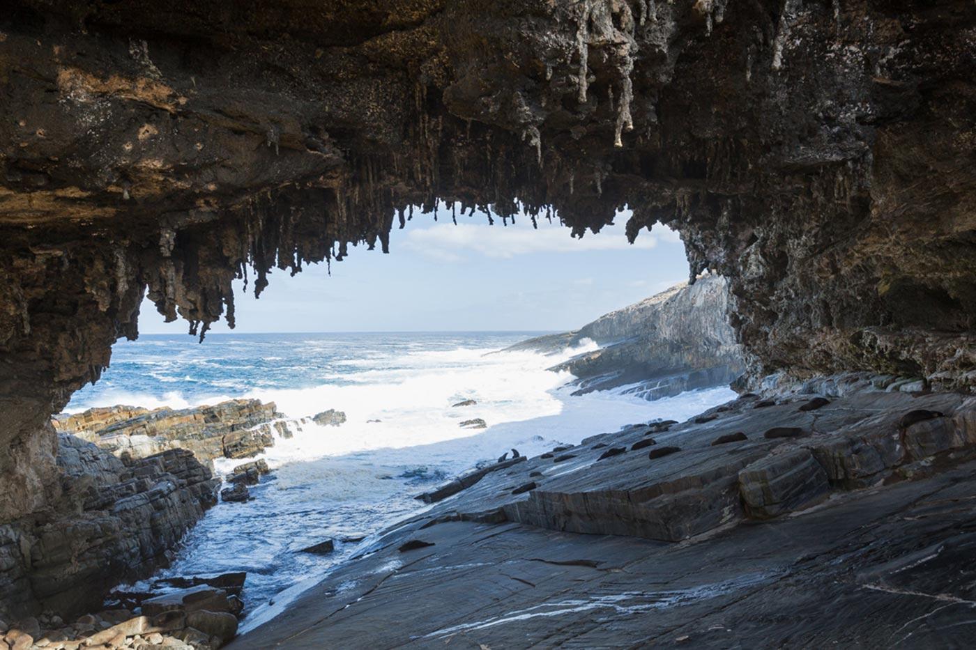 Kangaroo Island - Admirals Arch