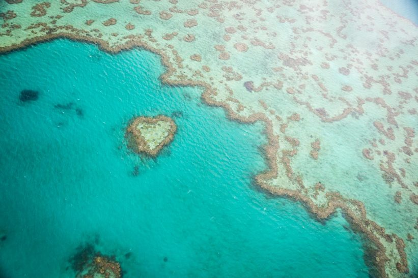 Whitehaven Beach & Great Barrier Reef