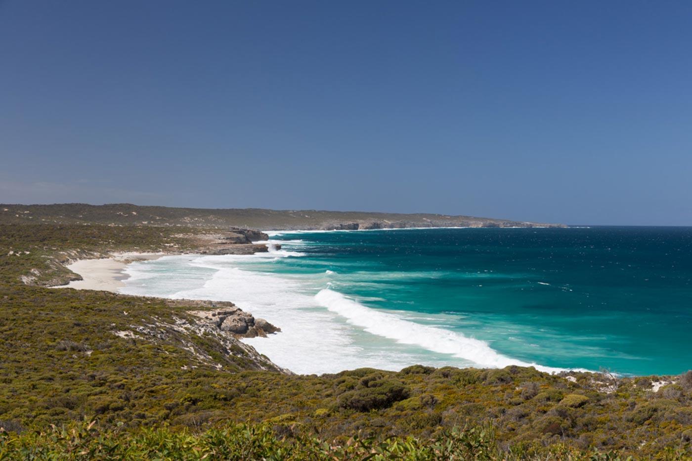 Hanson Bay auf Kangaroo Island