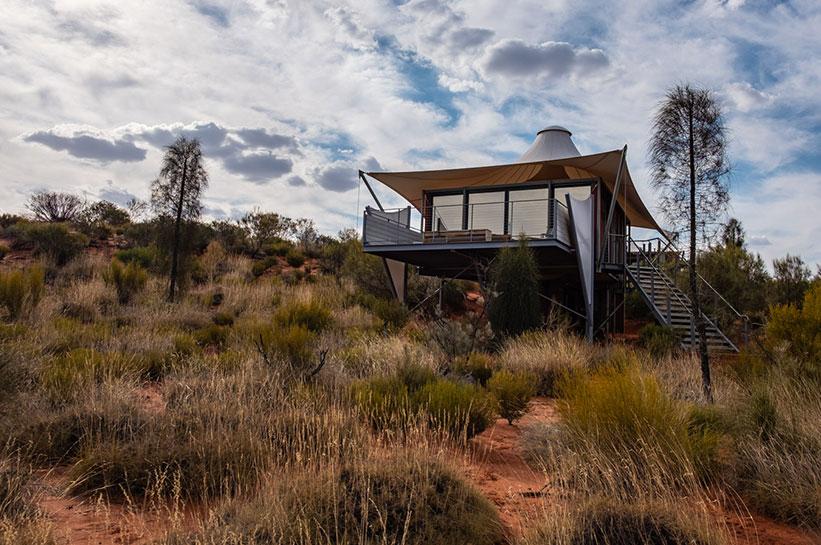 Longitude 131 Suite im Outback