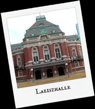 Laeisz Halle Hamburg
