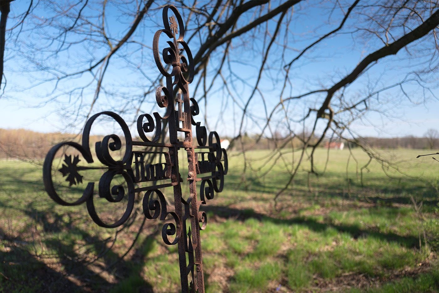 Polen Impressionen nahe Allmoyen