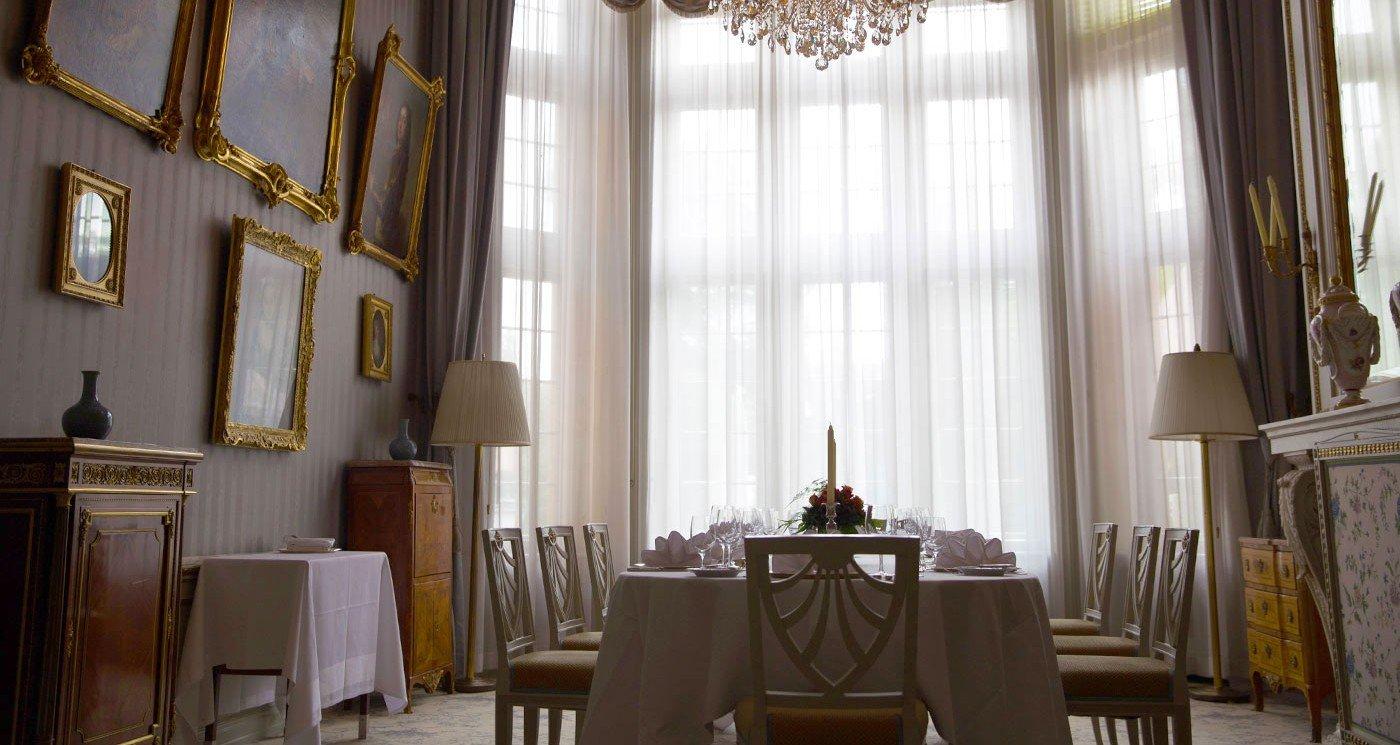 Hochzeit Tisch Schlosshotel Kronberg