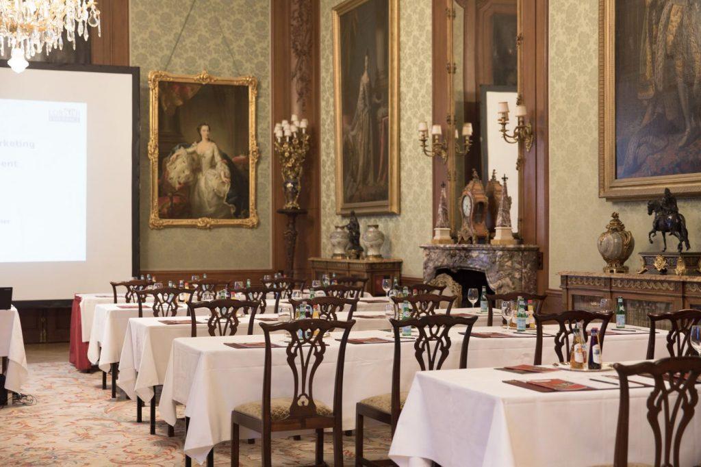 Tagung Schlosshotel Kronberg
