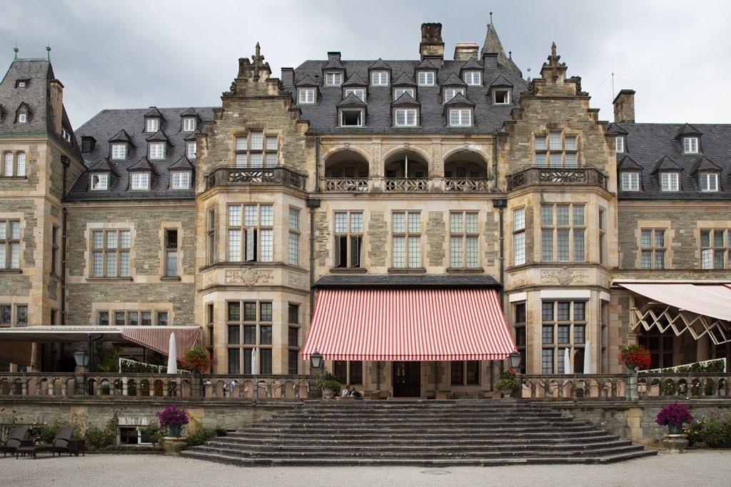 Schlosshotel Kronberg Frankfurt