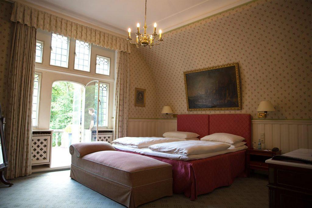 Suite Schlosshotel Kronberg