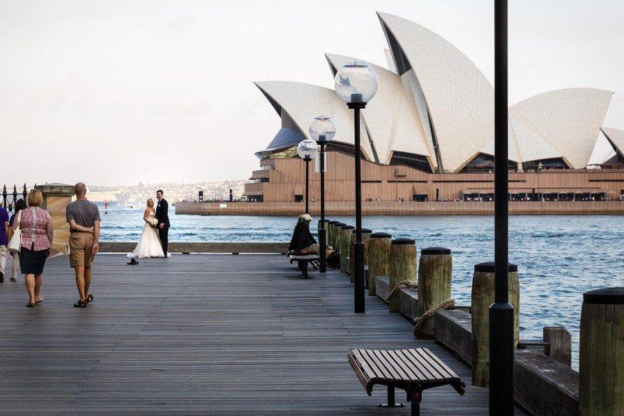 Heiraten in Sydney