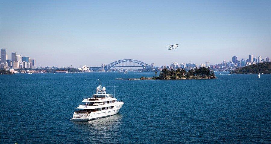 Sehnsucht nach Australien Sydney Oper Brücke