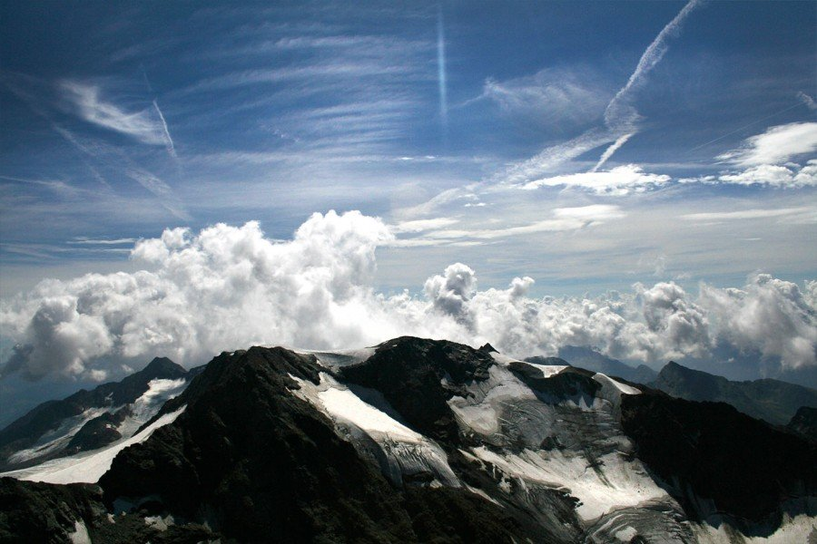 Zuckerhütl Panorama