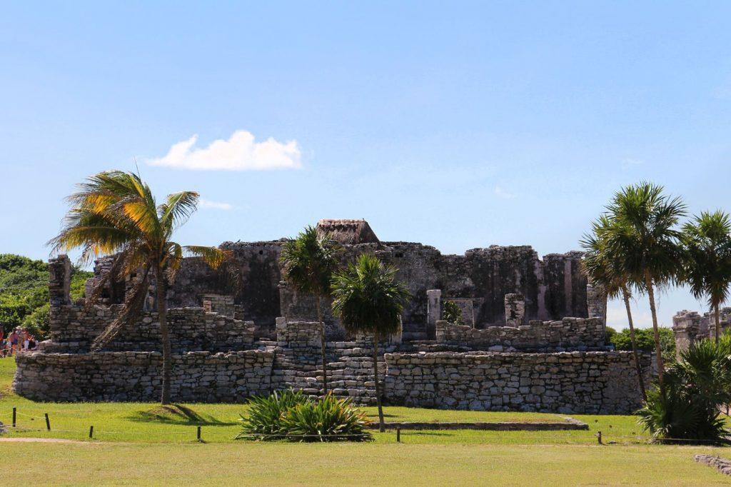 Maya Ruine Yucatan
