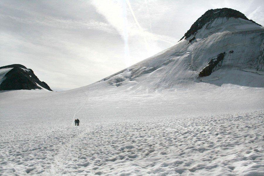Stefan Opgen-Rhein Koch auf Gletscher