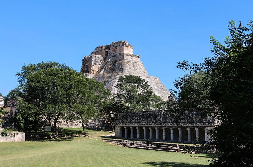 Uxmal Cancun