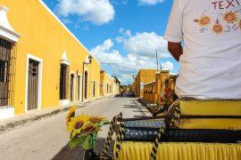Kutschfahrt Mexiko