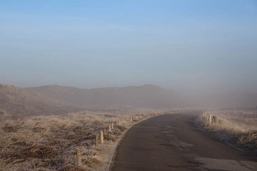 Sylt im November - Nebel