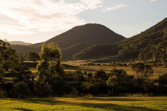 Das magische Licht im Wolgan Valley