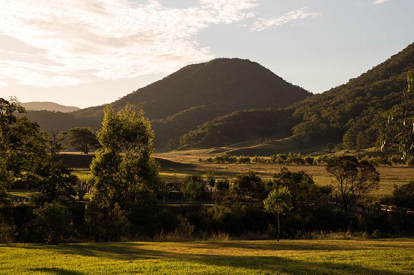 Sehnsucht Australien Teil 2: Das One & Only Wolgan Valley