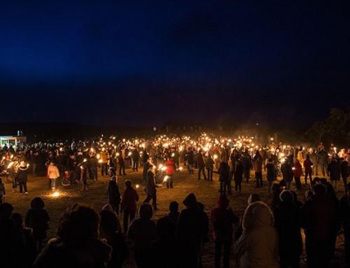 Biike auf Sylt – Mit Feuer und Grünkohl gegen den Winter.