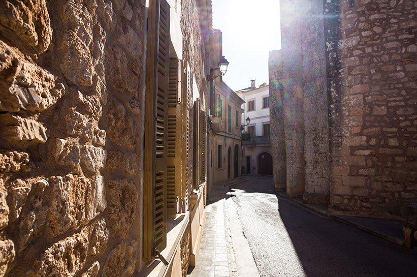Mallorca im Frühjahr Santanyi