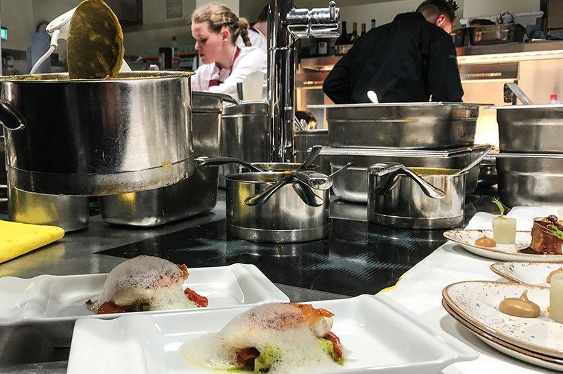Veranstaltung Schlosshotel Kronberg Gourmetsalon