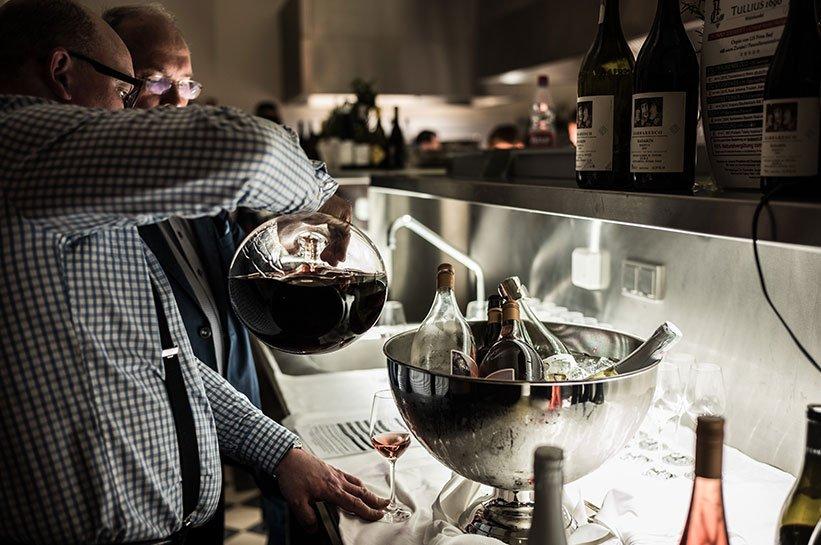 Wein Gourmetsalon