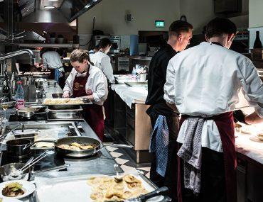 Gourmetsalon im Schlosshotel Kronberg
