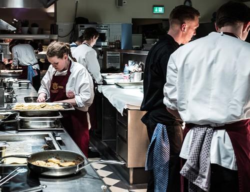 Exklusives Erlebnis: Gourmetsalon im Schlosshotel Kronberg