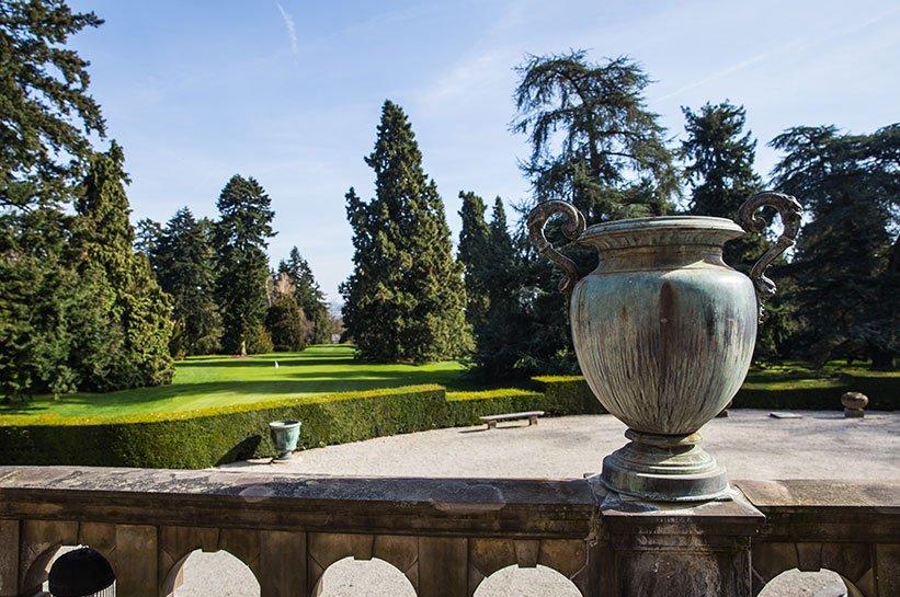Schlosshotel Kronberg Garten