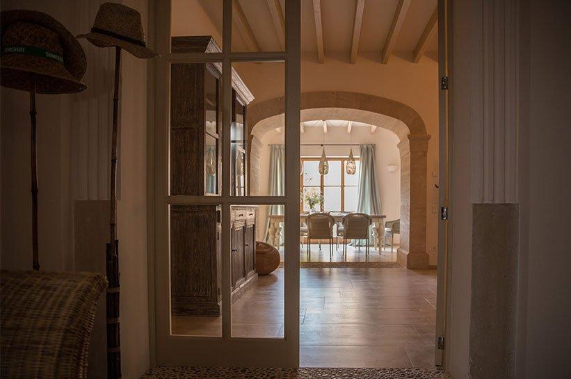 Living Houses Santanyi Willkommen