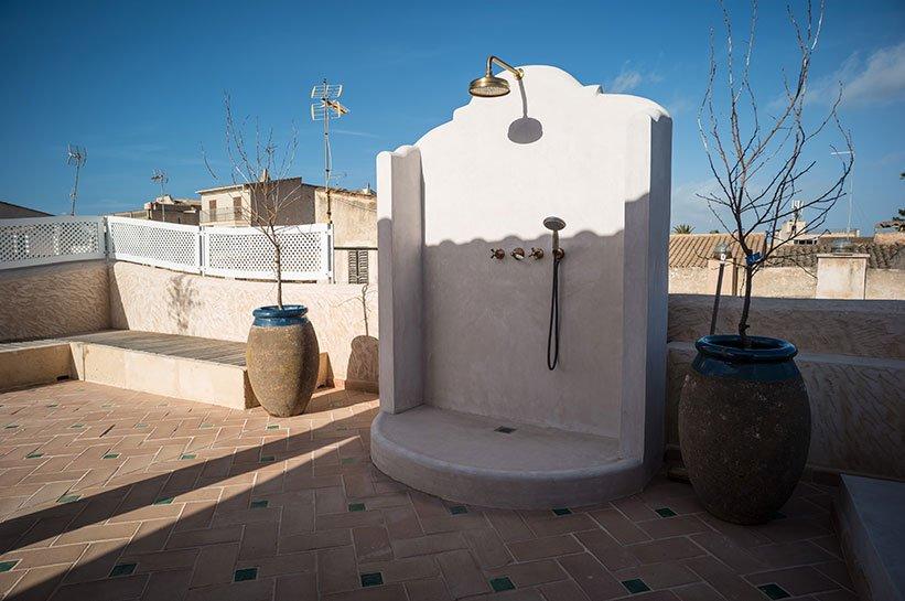 Mallorca Dachterrasse Santanyi