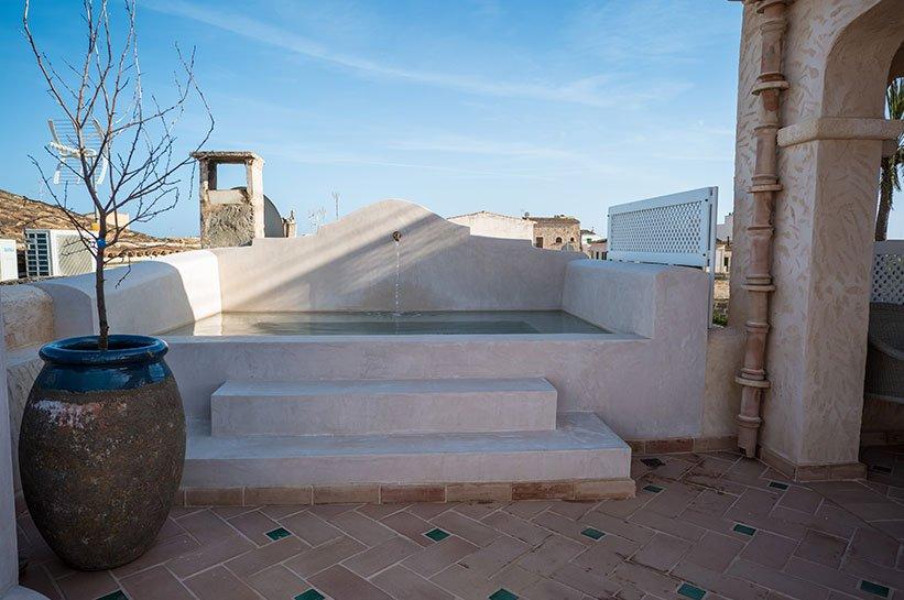 Mallorca Dachterrasse