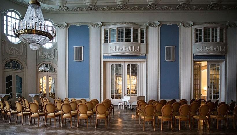 Ballsaal Ostsee Travemünde