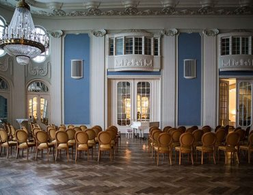 Hochzeit an der Ostsee im Grand Hotel