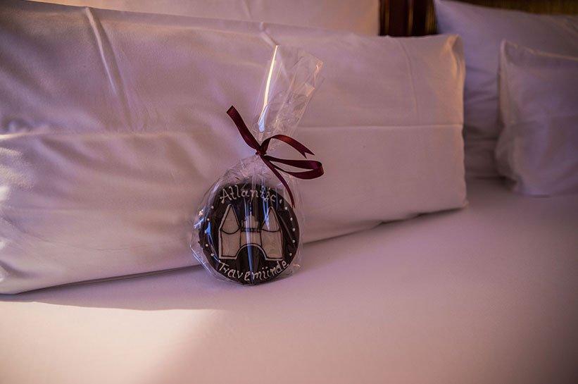 Willkommensgeschenk Grand Hotel Travemünde