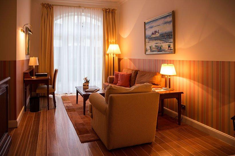 Doppelzimmer Atlantic Grand Hotel