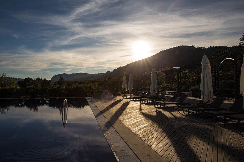 Abendstimmung und Ruhe Mallorca