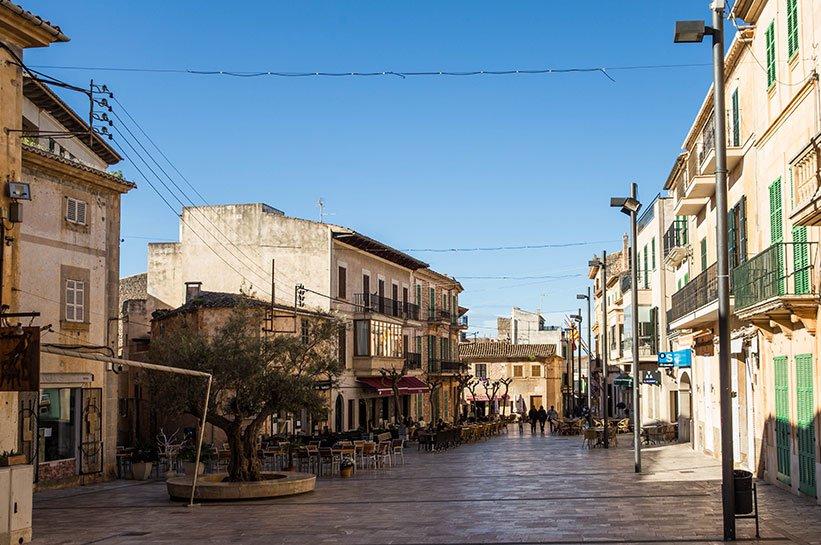 Ausflugsziele Mallorca Santanyi