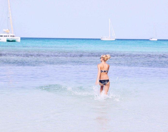 Ausflug zum Strand Es Trenc
