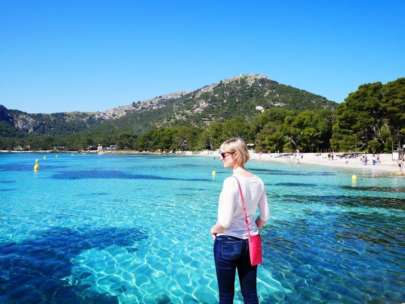 Ausflugsziele auf Mallorca Cap Formentor Bucht