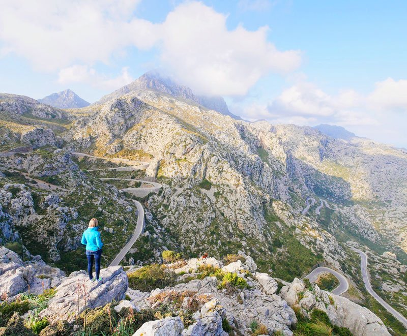 Ausflugsziele auf Mallorca Sa Calobra