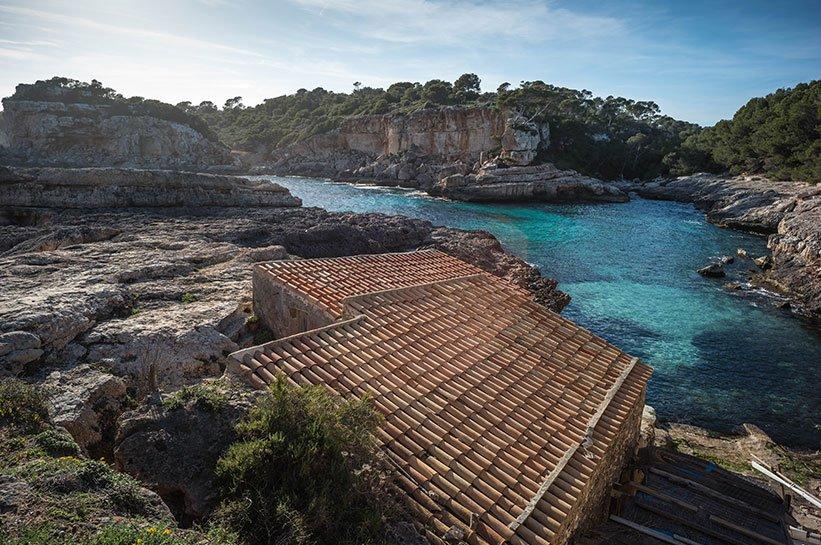 Bucht Mallorca Cala s Almunia