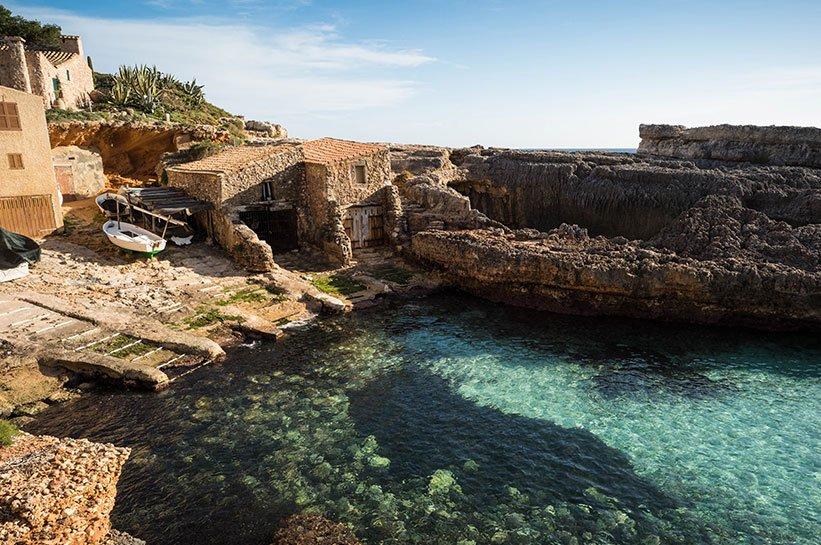 Calo des Moro – die Geschichte einer Bucht.