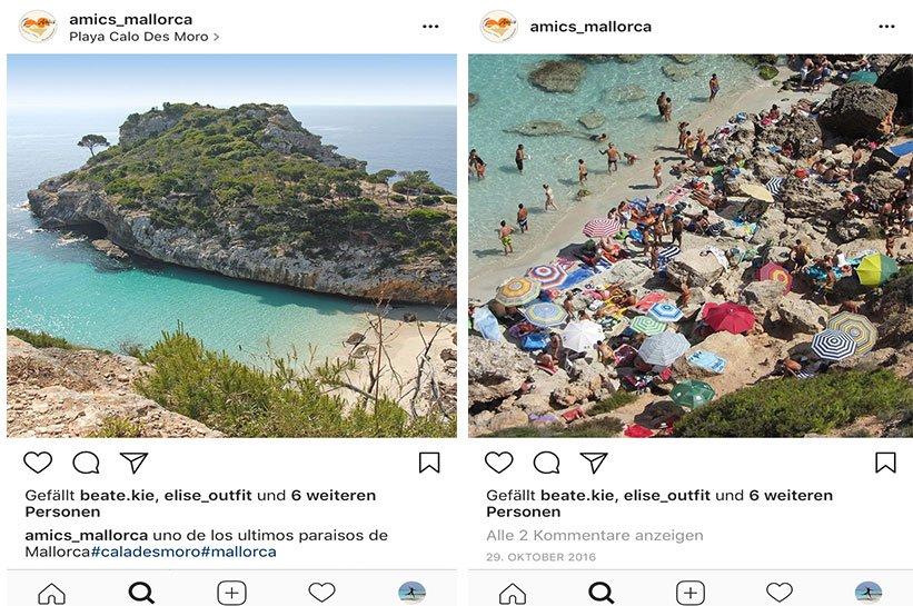 Instagram Calo des Moro
