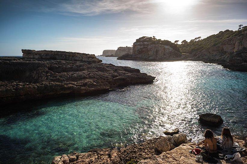Die schönste Bucht Mallorcas